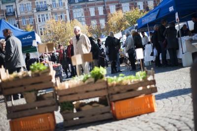 Bondens egen Marknad @ Drottningtorget | Malmö | Skåne län | Sverige