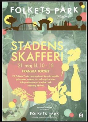 Stadens skafferi - matmarknad @ Franska torget | Malmö | Skåne län | Sverige